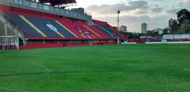 Estádio da Segundona de MG é interditado após infestação de ... 0889fd560fb56