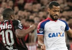 Atlético-PR bate Bahia nos pênaltis e pega Flu na semi da Sul-Americana - Cleber Yamaguchi/AGIF