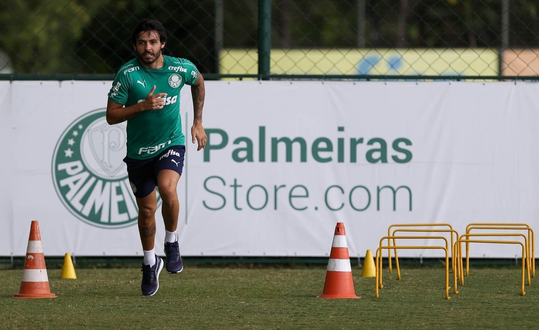 93aa6b909d Palmeiras marca apresentação de Ricardo Goulart ao torcedor para quarta -  Esporte - BOL