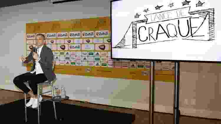 Ricardo Duarte   Lance de Craque Divulgação