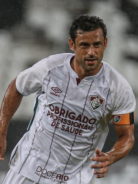Fred teve reestreia apagada em noite ruim do Fluminense - Lucas Mercon/Fluminense FC