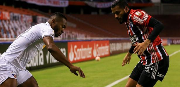 Rodolfo Rodrigues - São Paulo venceu só um dos últimos 20 jogos como visitante na Libertadores