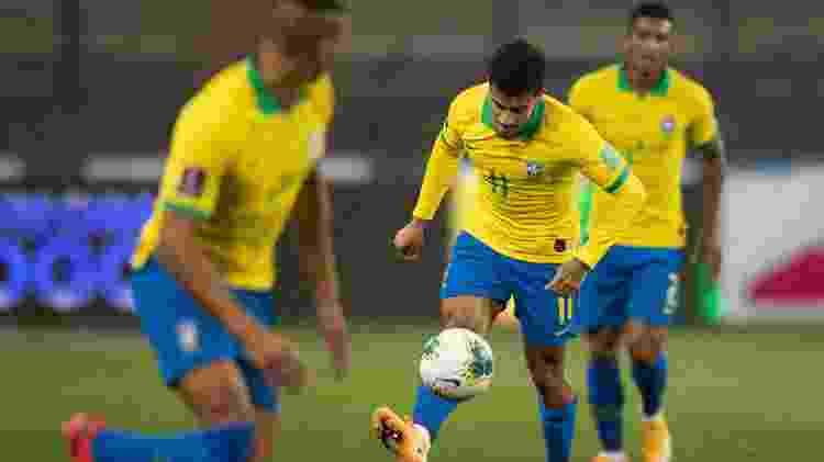 Coutinho - Lucas Figueiredo/CBF - Lucas Figueiredo/CBF