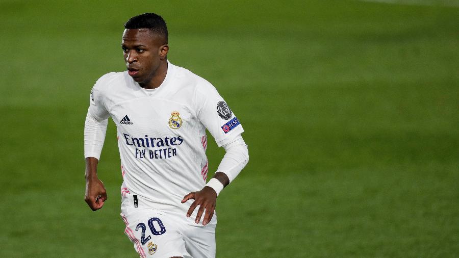 Vinicius Junior está na terceira temporada pelo Real Madrid - David S. Bustamante/Soccrates/Getty Images