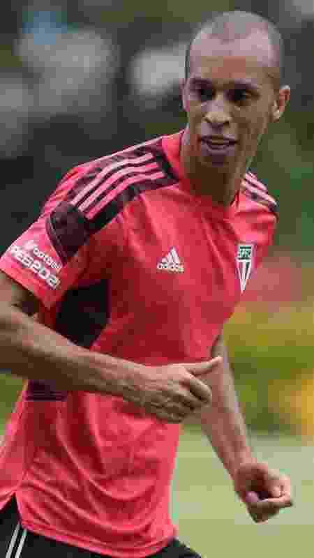 Miranda foi um dos reforços do São Paulo no mercado da bola - Divulgação/SPFC - Divulgação/SPFC