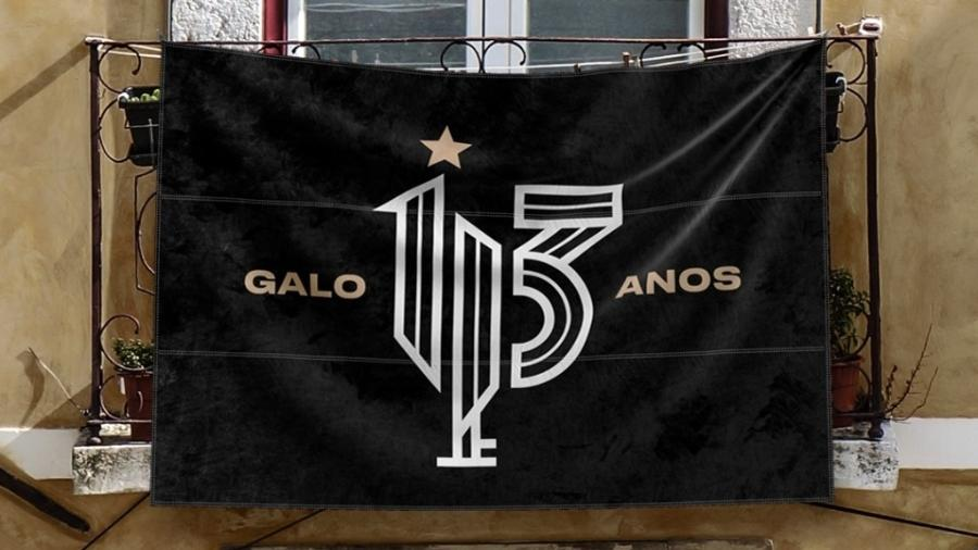 Galo comemora 113 anos com ações virtuais por aumento nos números da pandemia do novo coronavírus - Divulgação/Atlético-MG