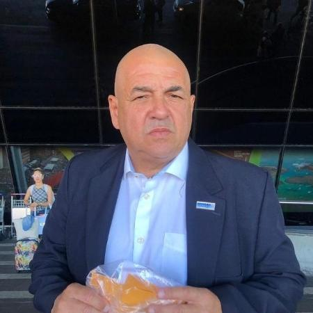 Flávio Koury, conselheiro do Sport, se desculpou por comentários homofóbicos - Reprodução