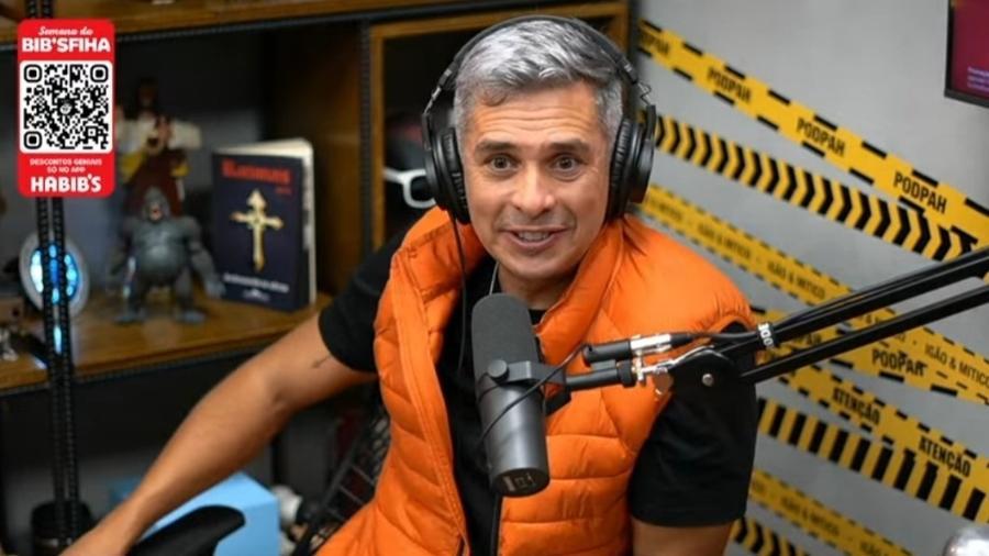Ivan Moré diz que Casagrande cogitou deixar programa após vivar meme - Reprodução/Youtube