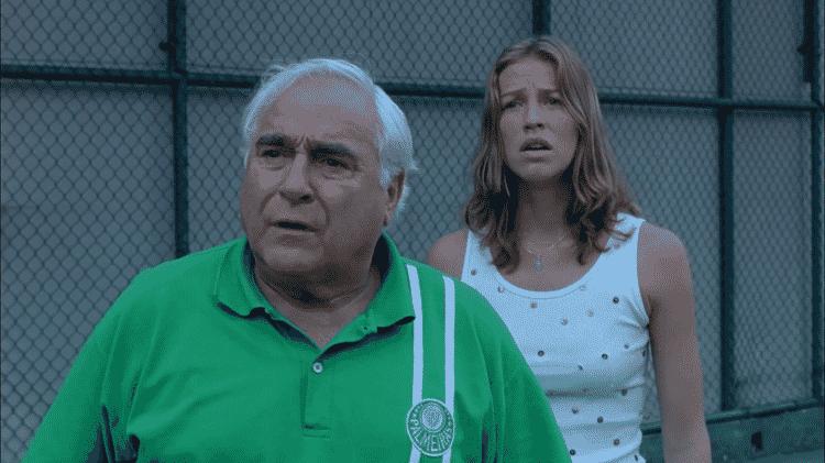 O ator Luis Gustavo viveu palmeirense na comédia romântica O Casamento de Romeu e Julieta - Reprodução/YouTube - Reprodução/YouTube