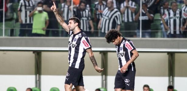 Lucas Pratto e Luan vão ser garotos-propaganda da nova camisa do Atlético-MG