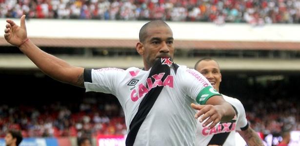 Rodrigo pede que companheiros não relaxem com a boa fase da equipe - Paulo Fernandes / Site oficial do Vasco