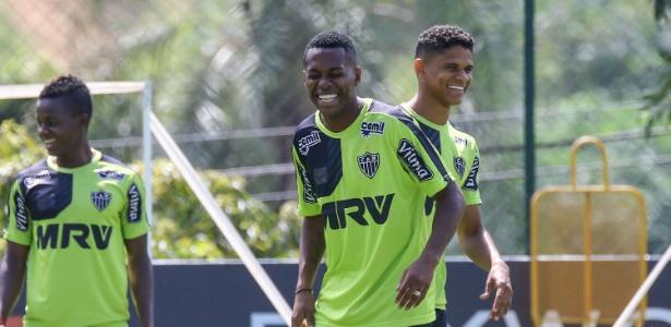 Robinho, atacante do Atlético-MG - Bruno Cantini/Atlético-MG