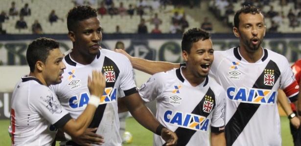 Elenco atual chegou às 20 partidas de invencibilidade e igualou marca do Vasco de 2011 - Carlos Gregório Júnior / Site oficial do Vasco