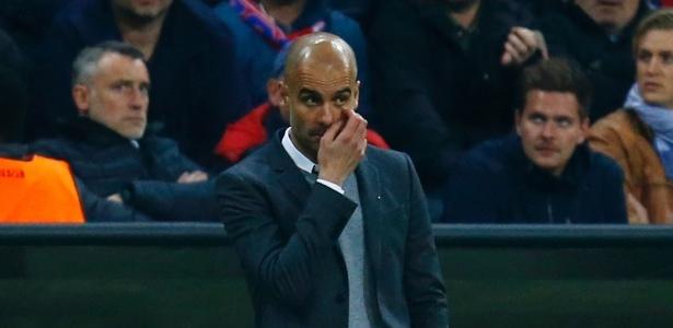 Pep Guardiola poderá ter problemas para reforçar elenco do City