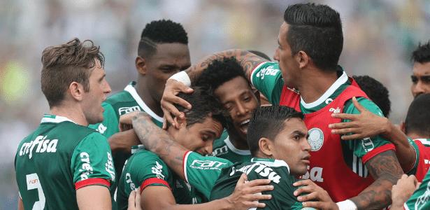 Líder Palmeiras pode ampliar a vantagem na ponta se vencer clássico com o Santos