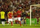 Inter joga pouco, busca empate contra o Ypiranga e leva taça nos pênaltis - EDSON CASTRO/FUTURA PRESS/FUTURA PRESS/ESTADÃO CONTEÚDO