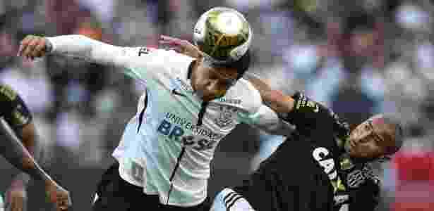Pablo Corinthians Ponte Preta final Paulista - Ricardo Nogueira/Folhapress - Ricardo Nogueira/Folhapress
