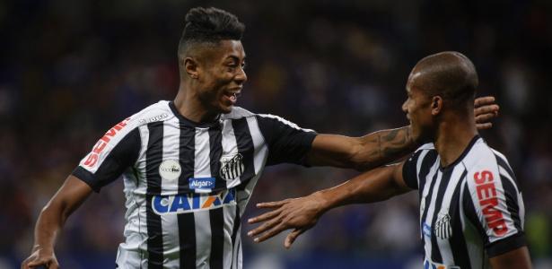 Bruno Henrique se recuperou de lesão e volta ao time - Thomás Santos/AGIF
