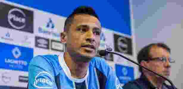 Jael com a camisa 9 e Cícero 27. Grêmio inscreve reforços na Libertadores c452683c9b279