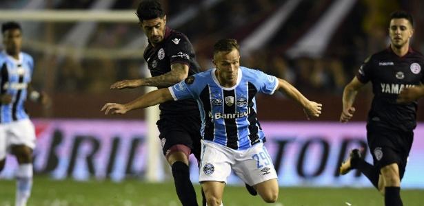 Arthur se tornou vital ao time e agora Grêmio deve criar opções para manter estilo