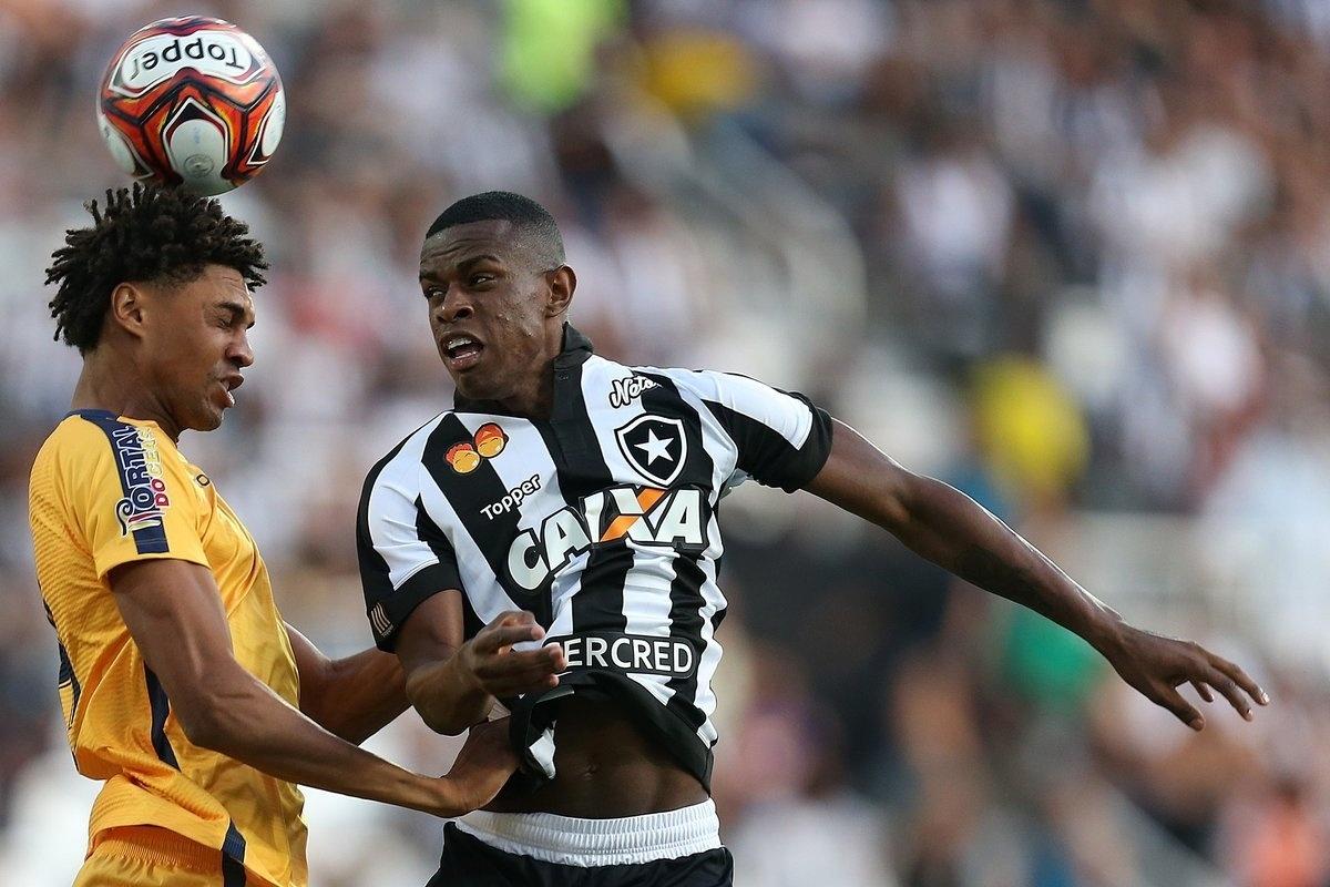 Botafogo e Madureira se enfrentam pelo Campeonato Carioca 2018