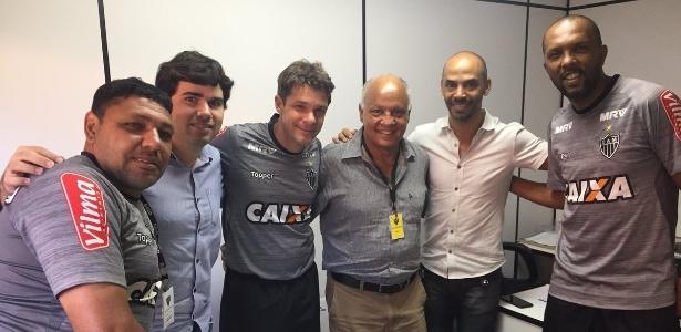 Reinaldo vai trabalhar no Atlético-MG, para ajudar na formação de novos talentos