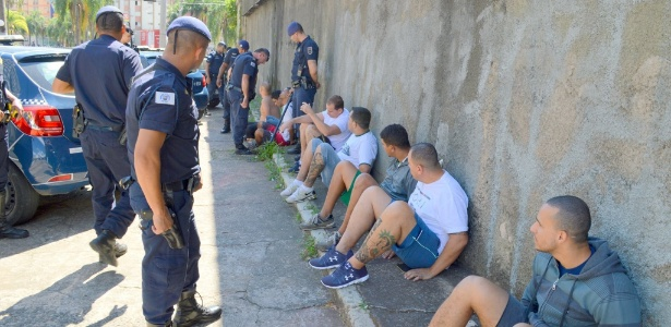Torcedores de Guarani e Ponte Preta foram detidos pela Guarda Municipal