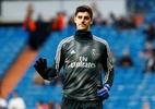 """Courtois revela quem é sua referência como goleiro: """"É um ídolo"""" - Juan Medina/Reuters"""