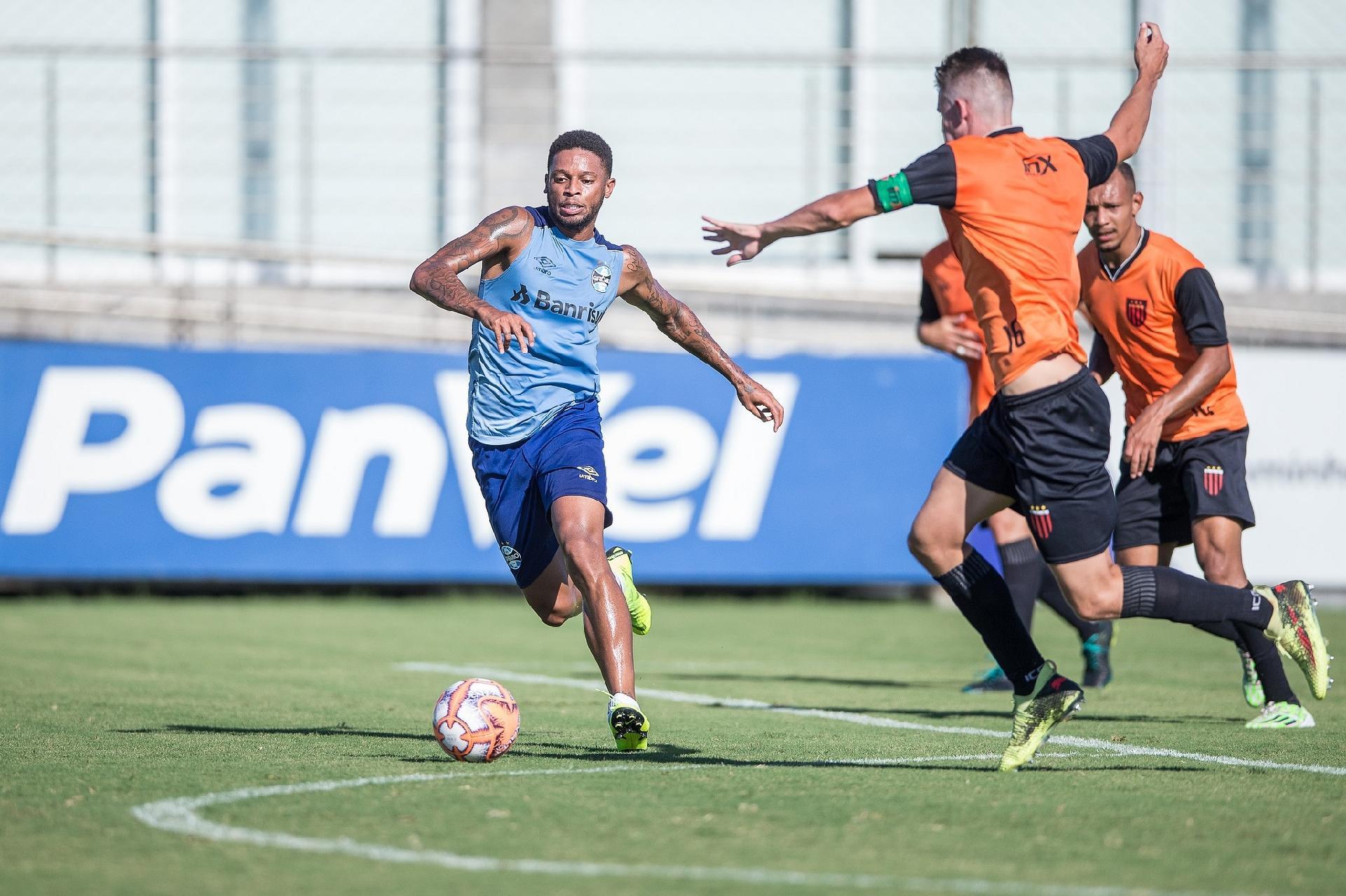 Grêmio  Clube chinês desiste de negócio por André após contraproposta 33de1f6a8b7fa
