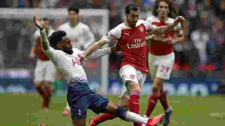 Mkhitaryan Arsenal - Daniel Leal-Olivas/AFP - Daniel Leal-Olivas/AFP