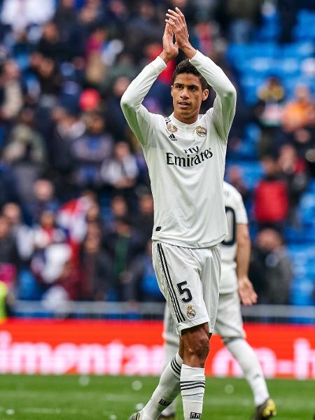 Varane deve deixar o Real Madrid nesta janela de transferências - Quality Sport Images/Getty Images