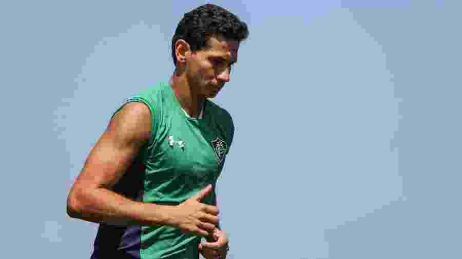 Ganso está de volta ao Fluminense e deve fazer estreia em 2020 contra o Botafogo - Lucas Merçon/Fluminense FC