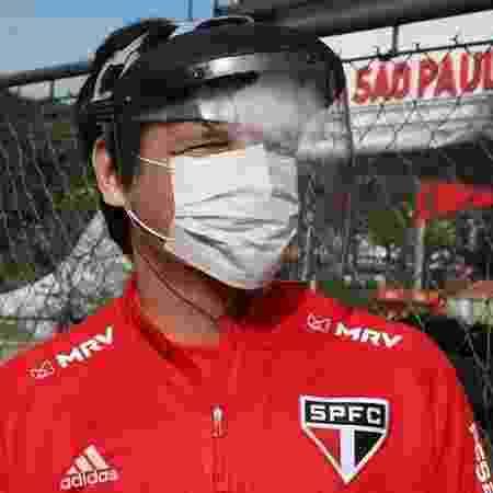 Fernando Diniz, técnico do São Paulo - Rubens Chiri / saopaulofc.net