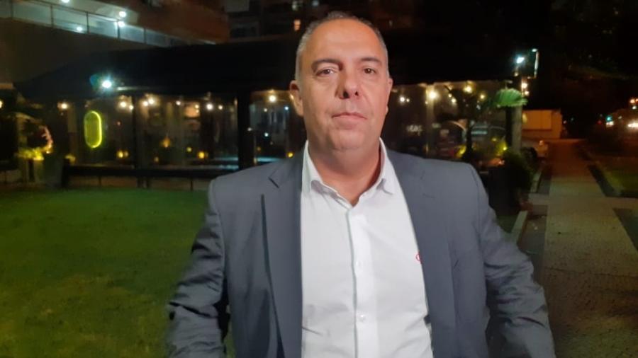 Braz diz que Dome veio ao Flamengo no momento errado