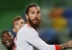 Sergio Ramos bate recorde de Casillas em empate da Espanha contra Portugal - REUTERS/Rafael Marchante