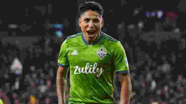 Raul Ruidíaz (Seattle Sounders) - Divulgação - Divulgação