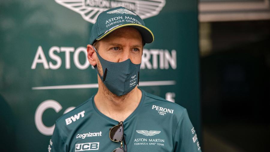 Sebastian Vettel teve um começo complicado na Aston Martin - Divulgação/Aston Martin