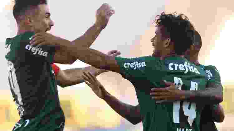 foto-palmeiras - Cesar Greco/Palmeiras - Cesar Greco/Palmeiras