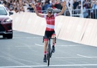 A doutora em Matemática que foi ouro no ciclismo com vantagem tão grande que enganou 2ª colocada