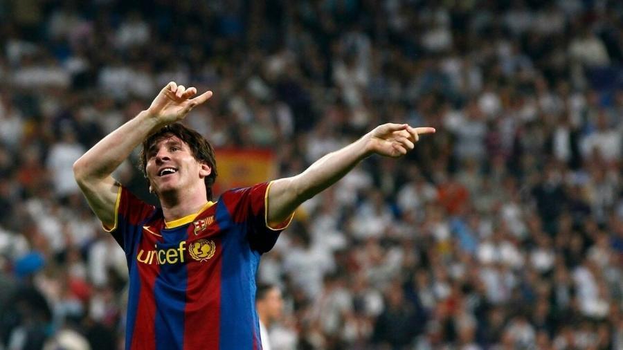 Messi produziu incontáveis momentos históricos em quase duas décadas de Barcelona - Reuters