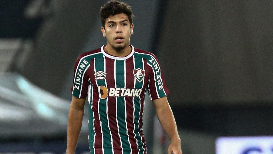 Nonato será titular do Fluminense pela primeira vez contra o Juventude no Brasileirão - Lucas Mercon/Fluminense FC