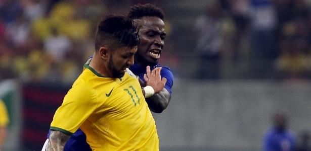 Gabriel Barbosa, o Gabigol, é o candidato mais forte a disputar os Jogos Olímpicos