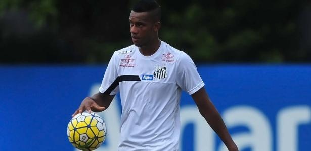 Copete inicia trajetória de titular no Santos contra o Gama após convocação de Gabigol - Divulgação/SantosFC