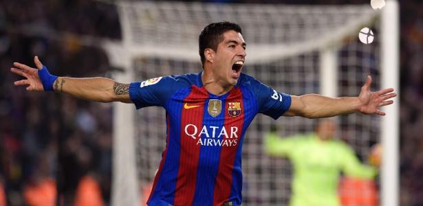 Suárez deve renovar com o Barcelona até 2022