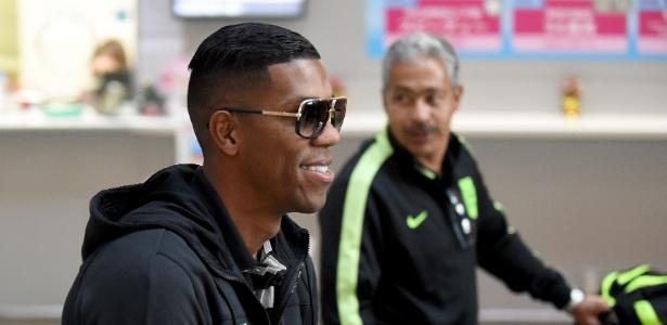 Atacante Berrío é o novo reforço do Flamengo para a temporada de 2017