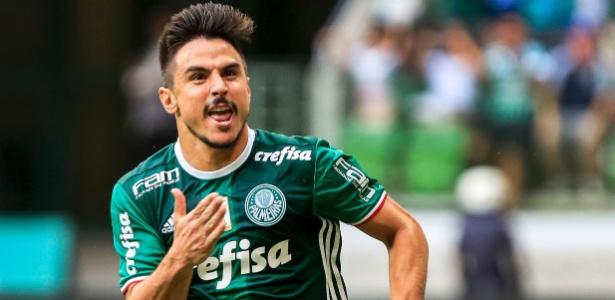 Willian é o artilheiro do Palmeiras na temporada com quatro gols