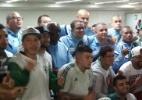 Segurança do Palmeiras revela plano de guerra: