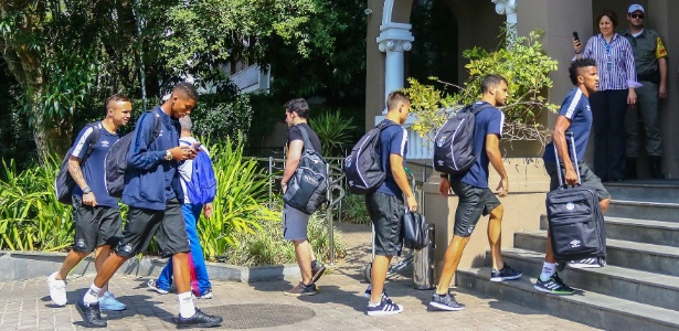 Delegação do Grêmio ficará uma semana no Rio de Janeiro a partir de quinta