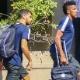 Grêmio faz treino fechado e inicia concentração com 25 jogadores