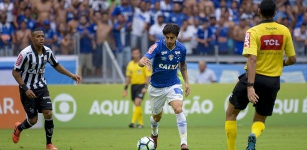 Titular do Cruzeiro em 2017, Hudson pode defender o rival Atlético-MG em 2018